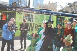 Wicked Cast and Media
