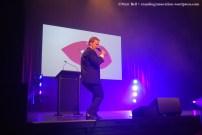 Craig McLachlan (Dr. Frank-N-Furter) singing 'Sweet Transvestite'