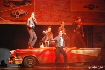 Grease Melbourne Launch 2014