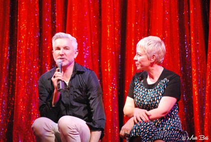 Strictly Ballroom Press Launch 2015