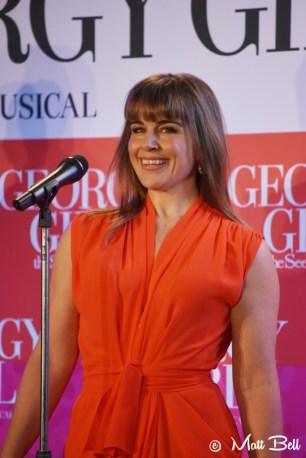 Georgy Girl Cast Announcement