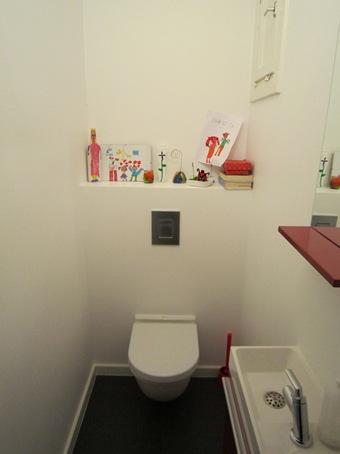 toilet dopo