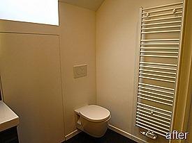 Standing Renovation Yellow Shower Room0002
