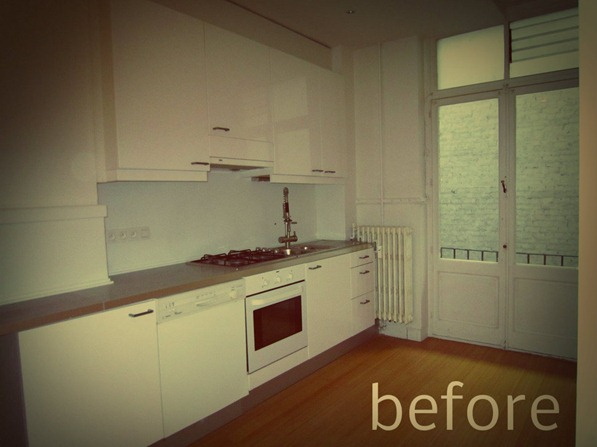 white interior renovation brussels standing renovation24