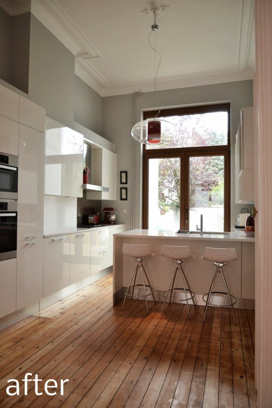 1 standing renovation brussels kitchen renovation