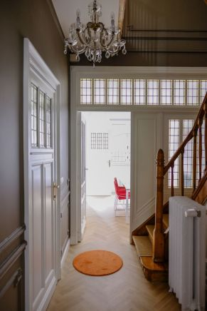 1914 townhouse renovation