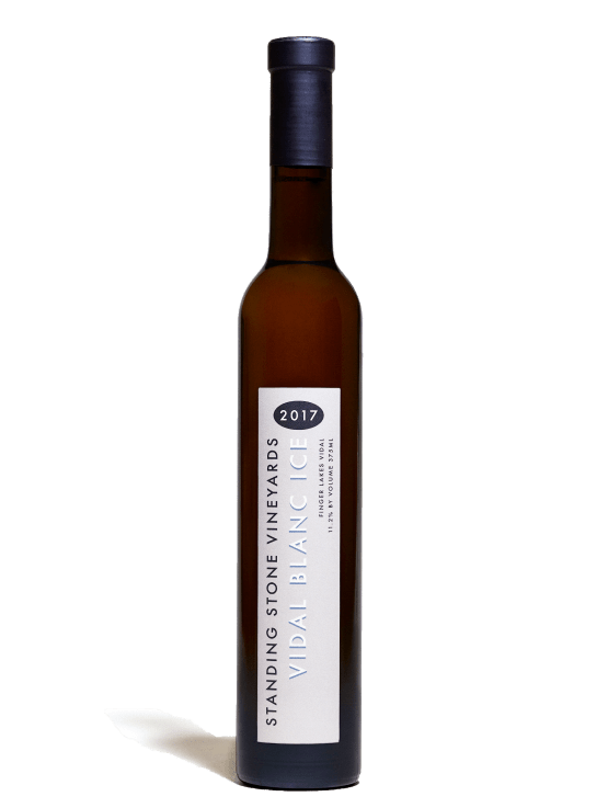 Vidal Blanc Ice 2017 bottle shot
