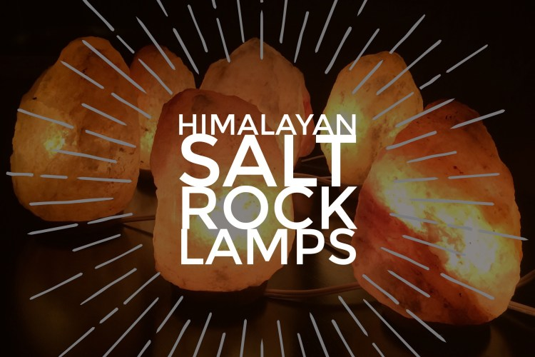 Creating a Safe Space: Himalayan Salt Rock Lamps