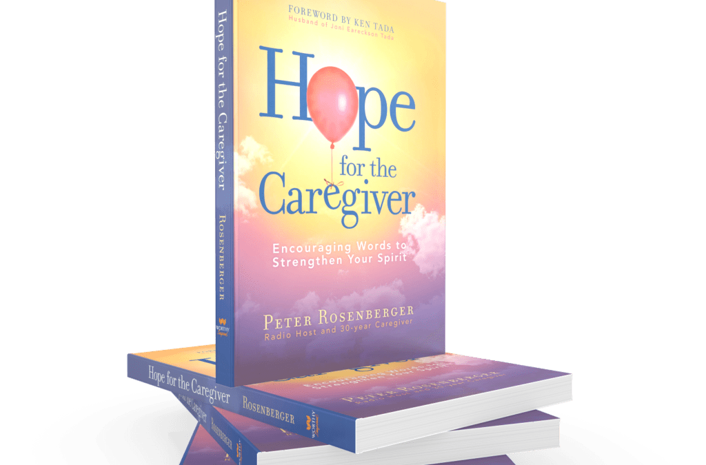 Kindle Version of Hope for the Caregiver