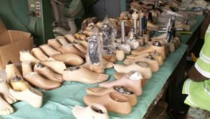 Recycle Prosthetic feet