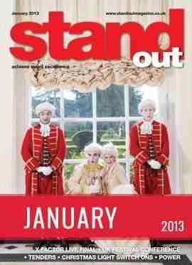 Stand Out January 2013