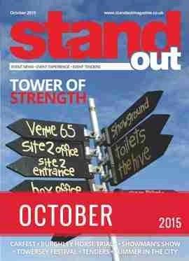 Stand Out October 2015