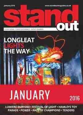 Stand Out January 2016