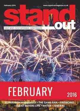 Stand Out February 2016