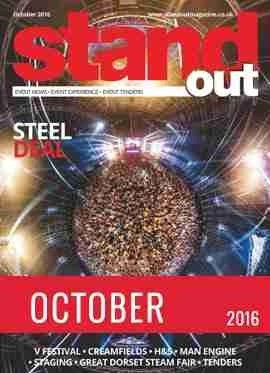 Stand Out October 2016