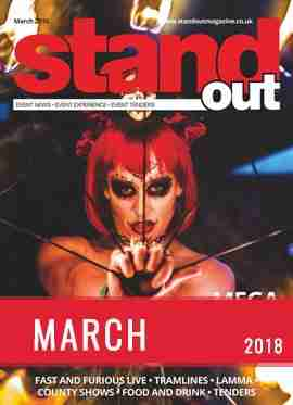 Stand Out March 2018