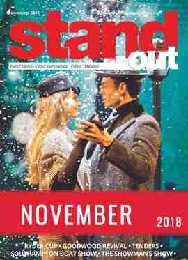 Stand Out November 2018