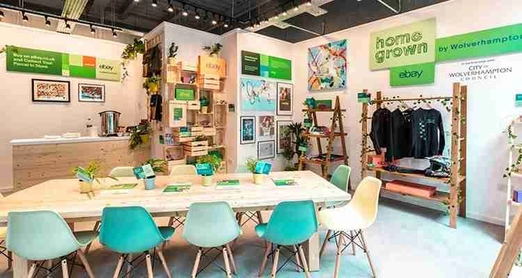 Ebay Brings Its Retail Revival Programme To Life