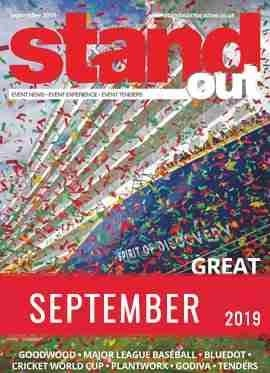 Stand Out September 2019
