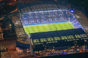 Events at Club Chelsea Stamford Bridge