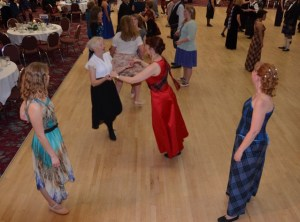 Airdrie dancers
