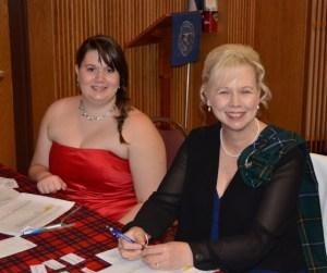 Sarah and Debby