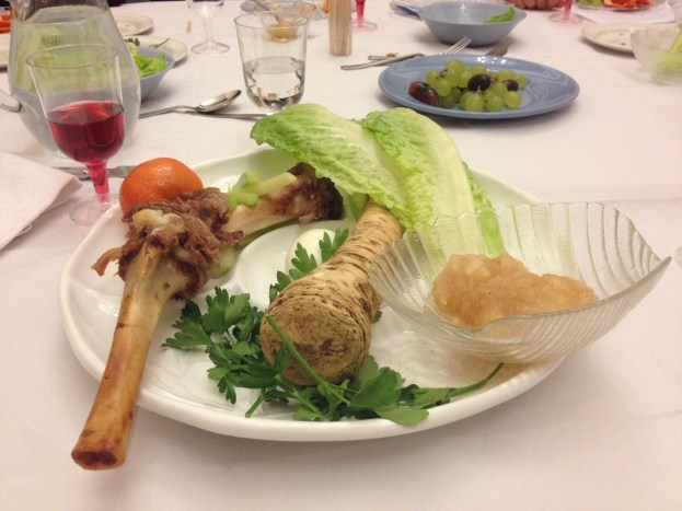 Maundy Thursday: Seder meal