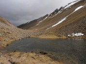 The Lairig Ghru at the centre (Pools of Dee)