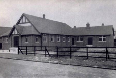St. Andrew's Monkseaton history