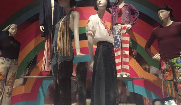 Summer of Love 50th Anniversary at the San Francisco de Young Museum