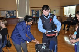 Toronto Police Auxiliary