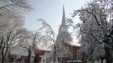 St. Andrew's Presbyterian Church - 2013 Ice Storm