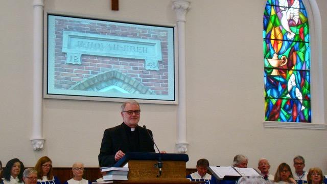 Guest Preacher John Vissers