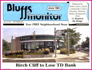 Bluffs Monitor