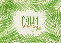 palm-sunday-vector-illustration