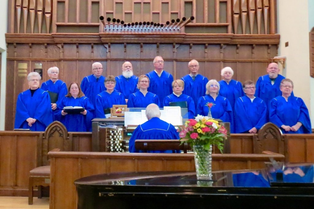 Choir Singing