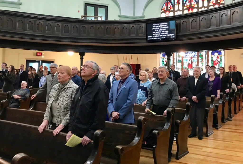 Worship at St. Andrew's