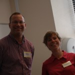 Matt Ylitalo and Dr Sarah Easterby-Smith