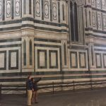 Matt & Hatem (being small) - Duomo, Firenze