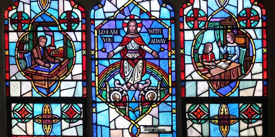 Jesus Glass