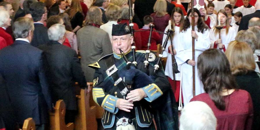 St. Andrew's Piper