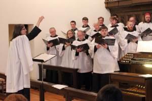 St. Andrews Choir Lenten Evensong