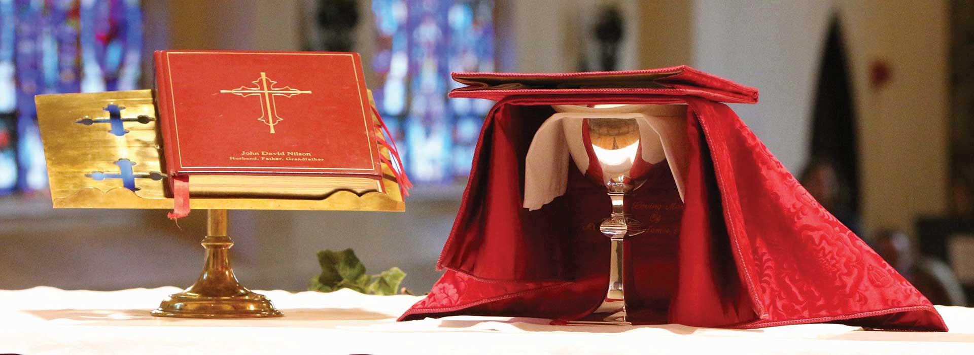 St. Andrew's Altar