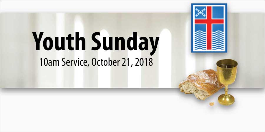 Youth Sunday Sign Up