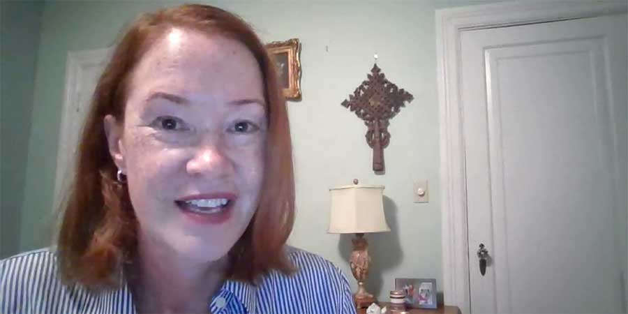 Rev. Margaret Schwarzer Compline