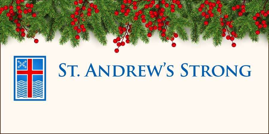St Andrew's Strong