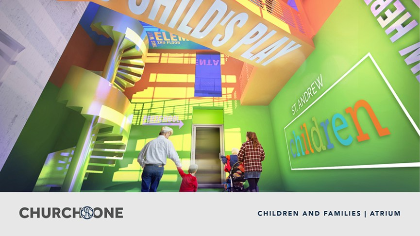Children and Families Atrium