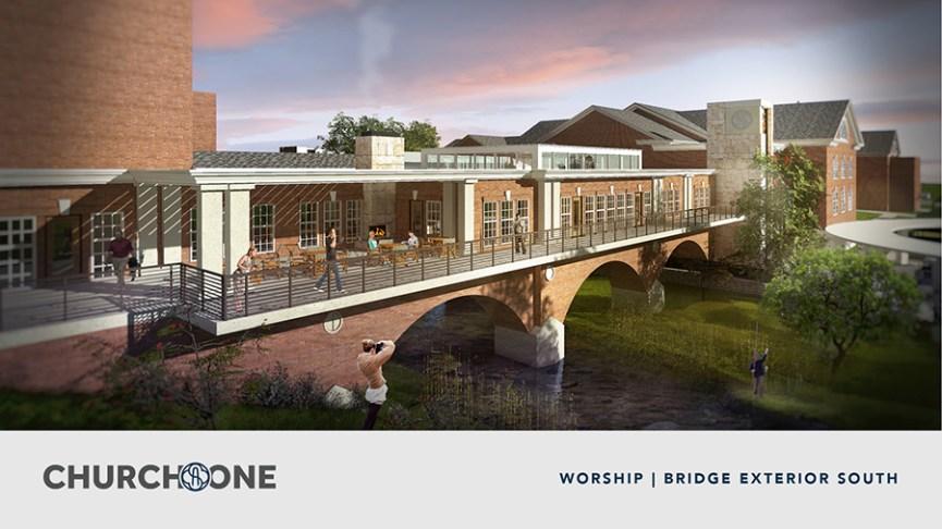Bridge Exterior South
