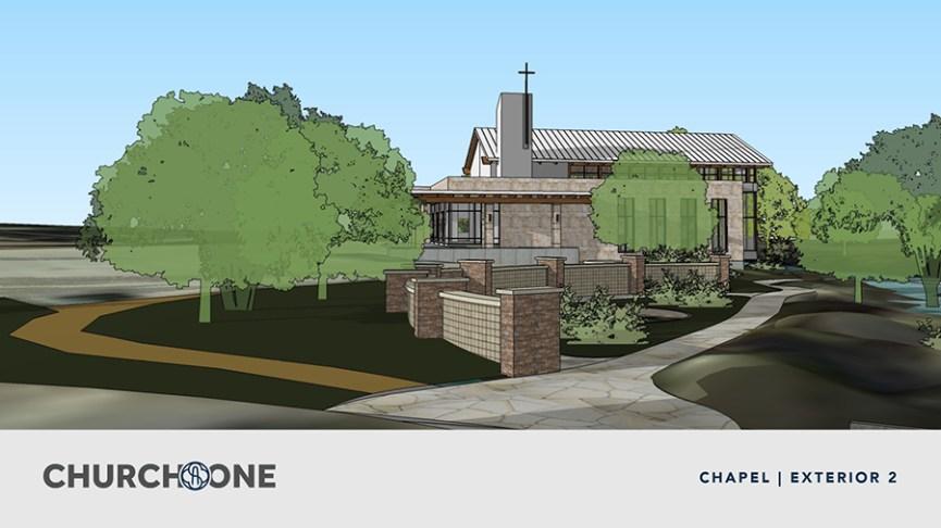 Chapel Exterior 2