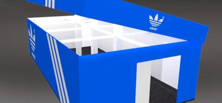 Proyecto Adidas Box para la empresa Ogilvy & Mather